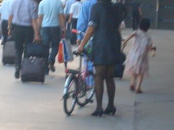 またまた寧波東駅 - 上海女駐在 ...