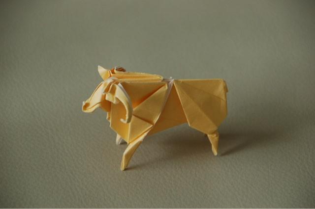 簡単 折り紙 羊の折り紙 : divulgando.net