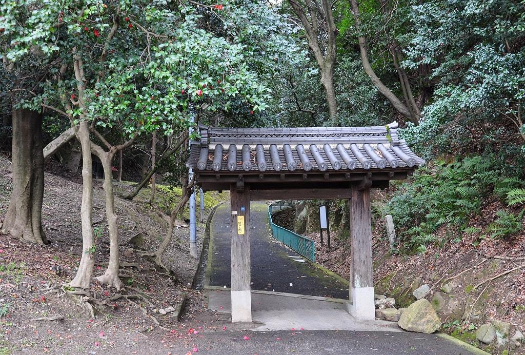 安福寺山門