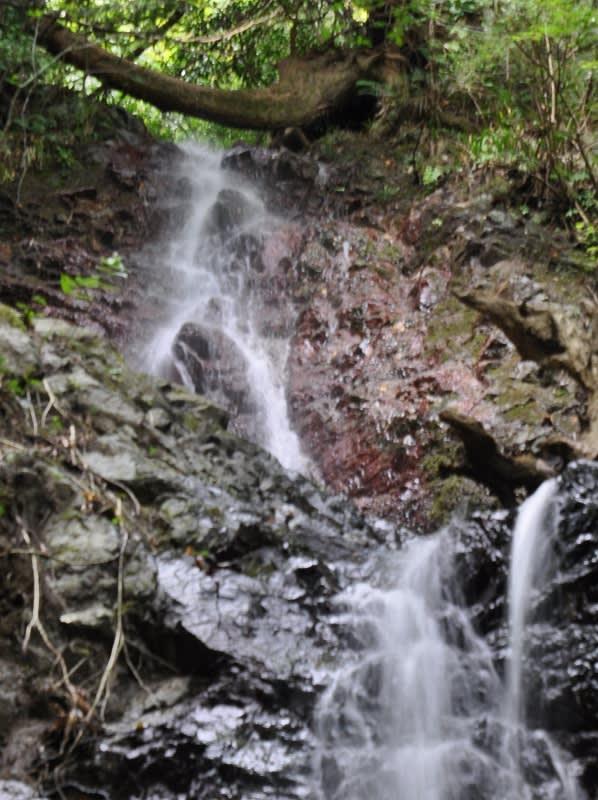 天ヶ滝上段
