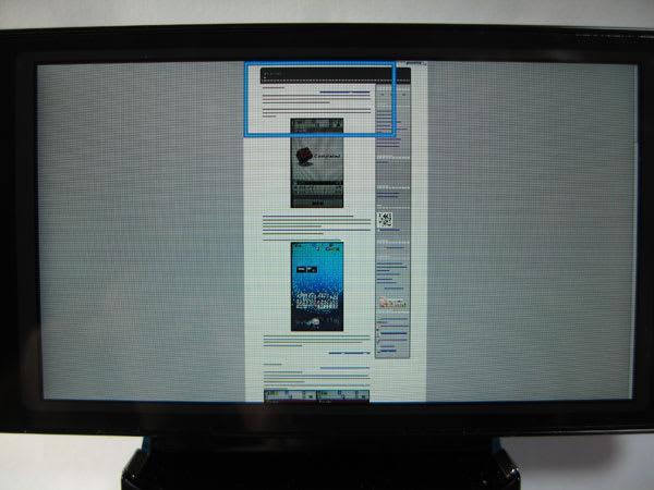自動レイアウト表示の画面