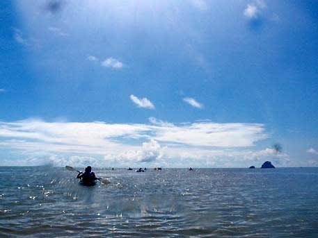 海へGo!