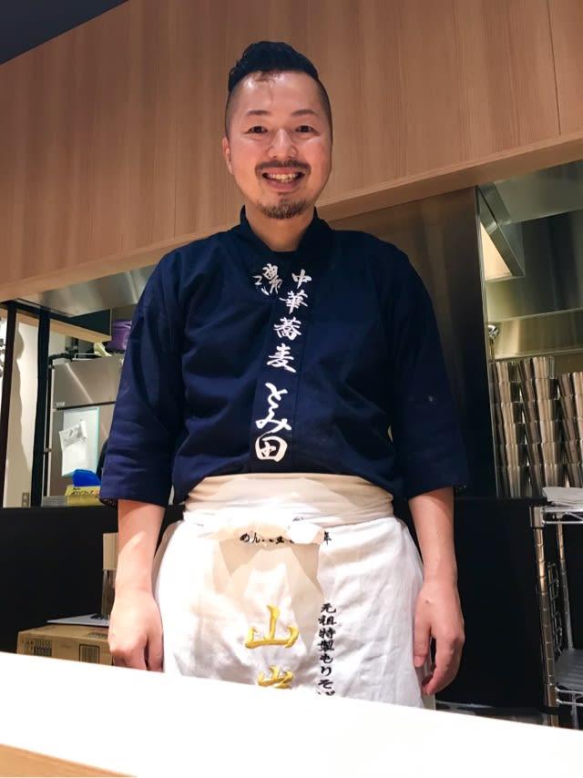 【千葉ラーメン新店】本日11月20日オープンの「松戸富田麺業@千葉駅ナカ」濃厚つけ麺を頂きました!