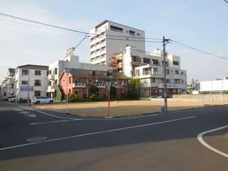 マンション建設用地