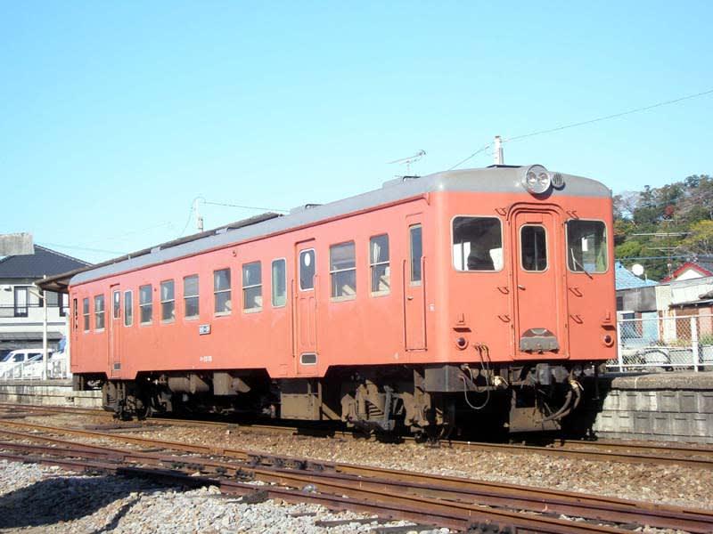 島原鉄道 キハ2008号(首都圏色)...