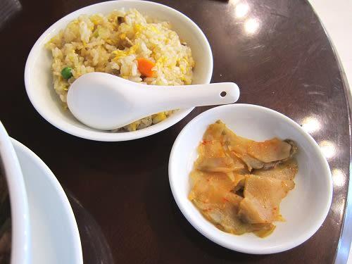 肉もやしラーメン(醤油)ランチセット