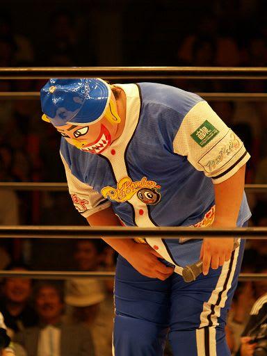 ビッグマウスラウド ドン荒川vs菊タロー 菊タロー初登場 その7 - 桃太郎の格闘部屋 2
