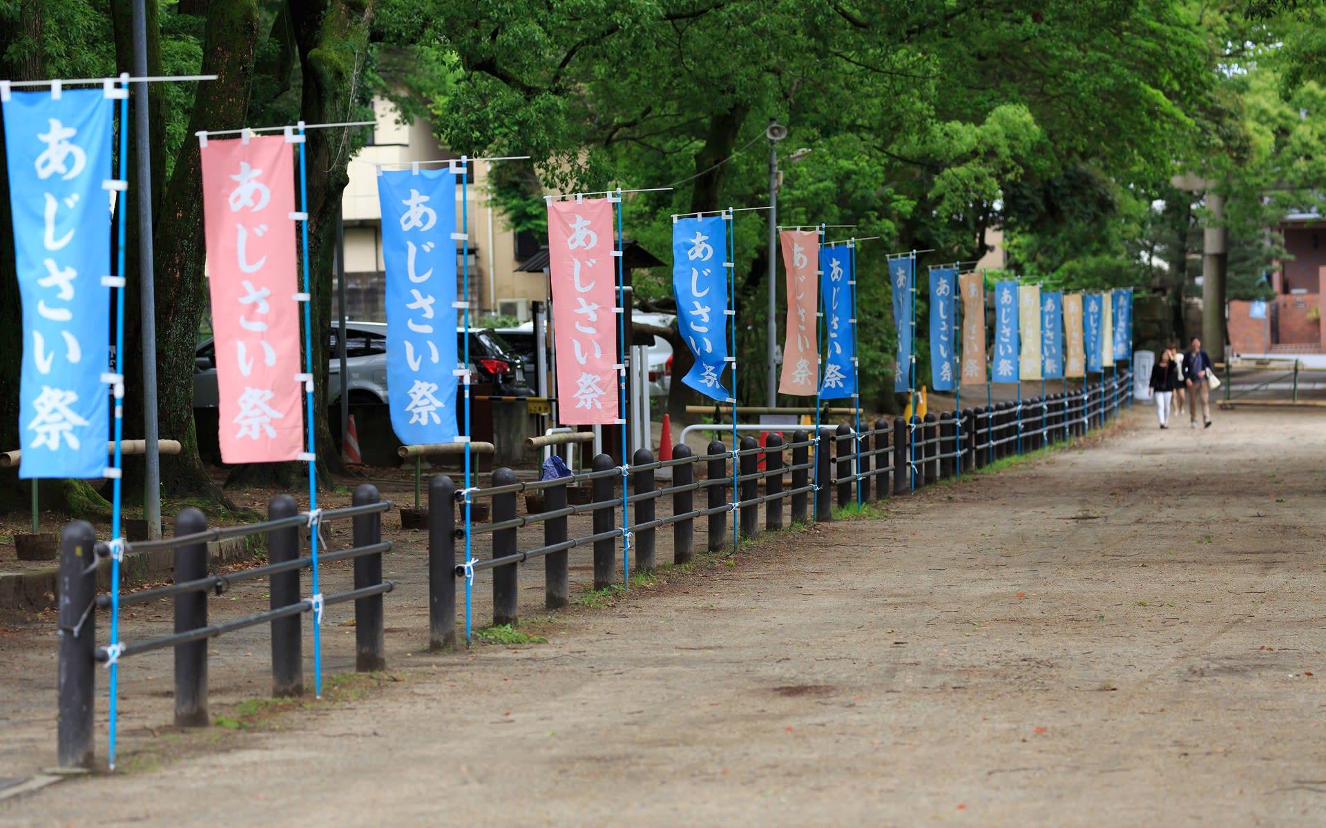 15年初夏の京都 藤森神社の壁紙その2 計31枚 壁紙 日々駄文