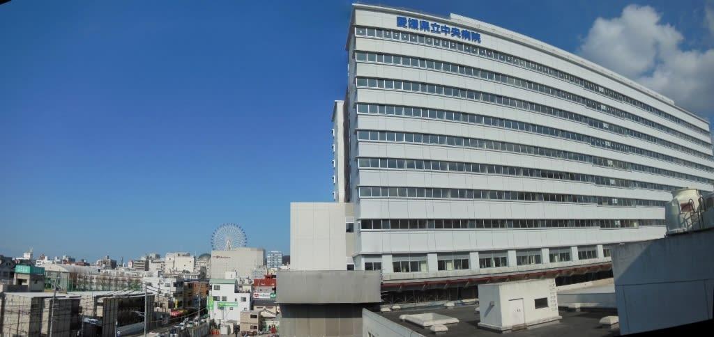 災害拠点病院愛媛県立中央病院