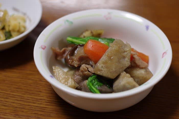 田芋の煮物