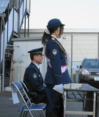 加東警察署で年末特別警戒発隊 ...