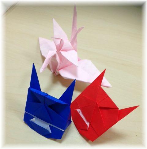 クリスマス 折り紙:2月 折り紙-blog.goo.ne.jp