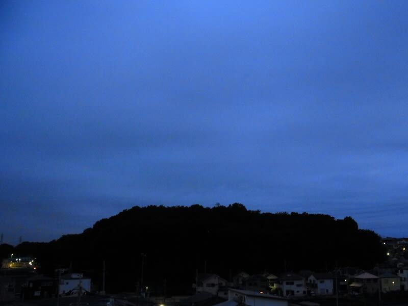 09月30日 夜明け前