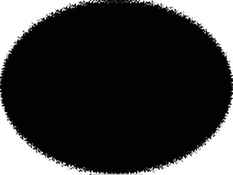 二階調化 白地に黒