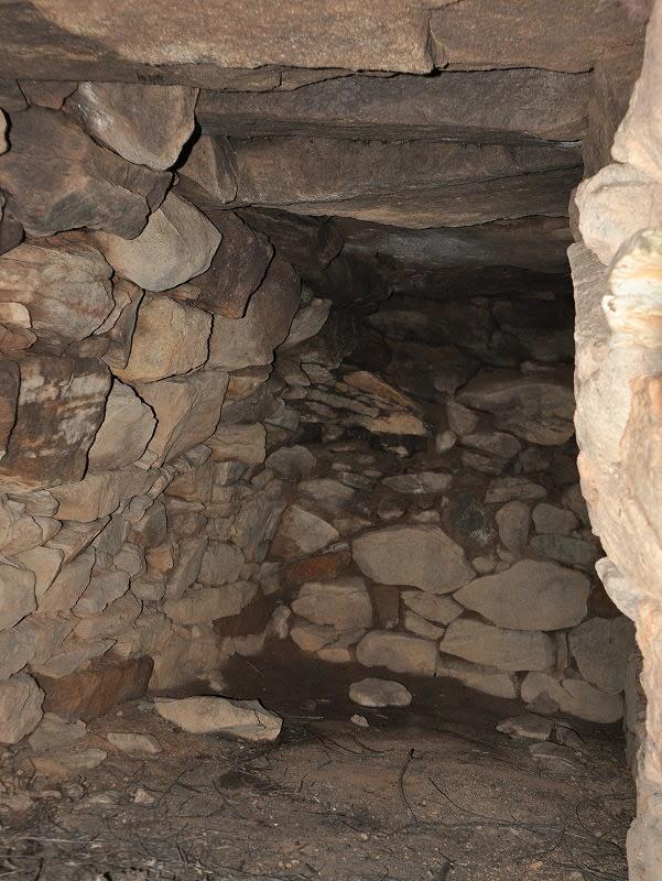 天井山2号墳の石室