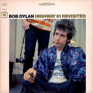 ■Highway 61 Revisited / Boy Dylan (Columbia). 若い頃、
