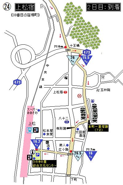 木曽路十五宿街道めぐり (其の...