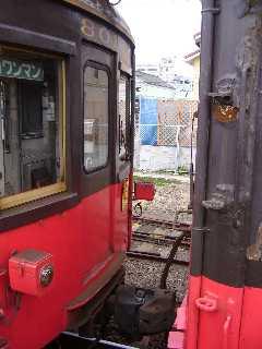 銚子電鉄デハ801+デハ701
