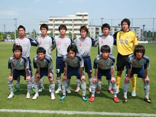 関東サッカーリーグ後期6節 流通 関東サッカーリーグ前期8節 流通経済大