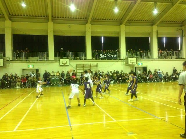 JX-ENEOS 第48回全国ミニバスケットボール大会