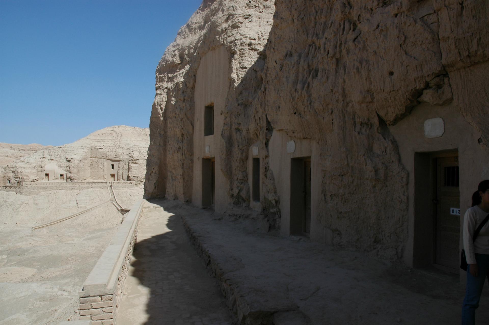キジル石窟の画像 p1_8