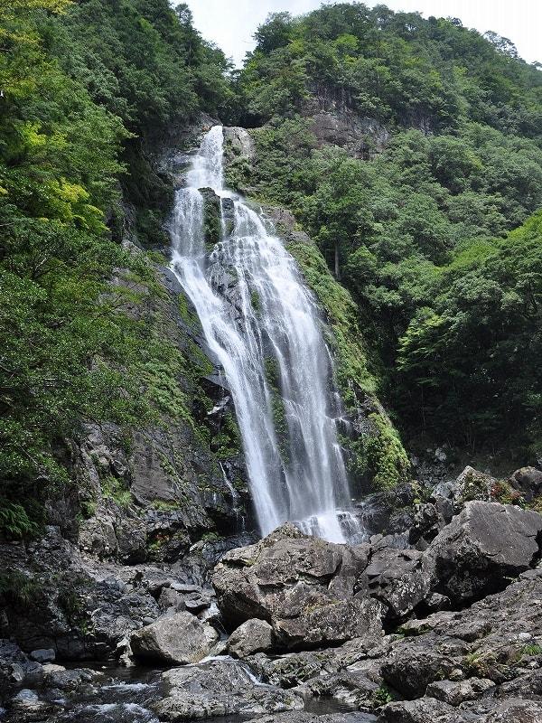 千尋の滝全景