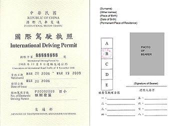 Israel Car Rental Drivers License