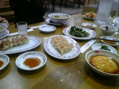 春日井De晩飯