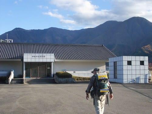 往路で見つけられなかった永寿庵がないか、探しながら往路を少し戻った ら... 2009年11月