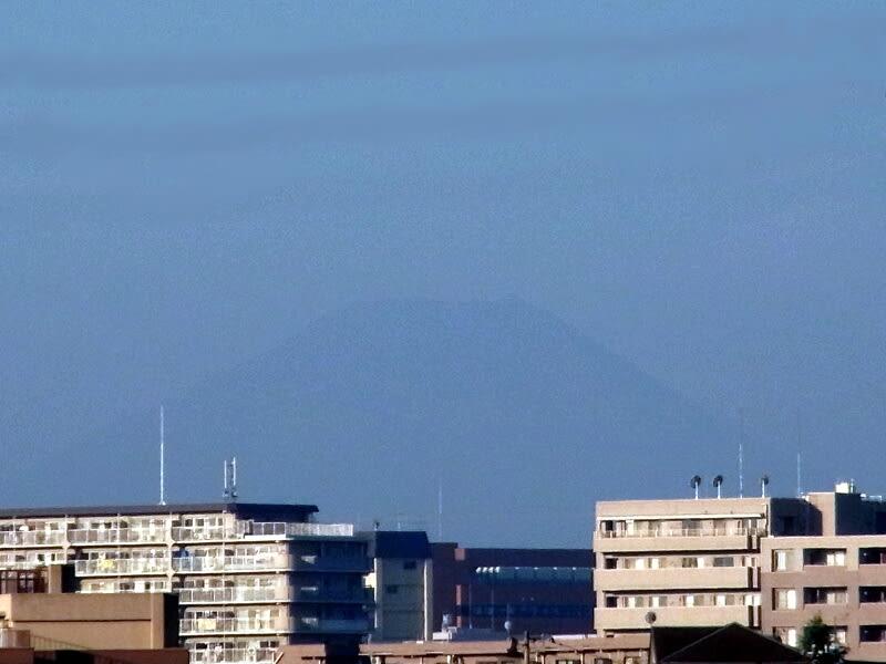 10月16日 富士山