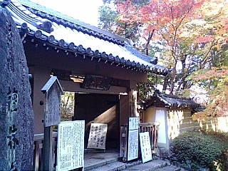 続いて、壇林寺です。