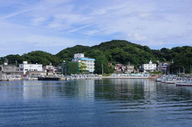鳥羽「答志島」に行ってきました〜(^^)
