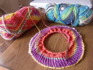 Opal・オパール/Schoppel毛糸とaddi編み針のお店 …