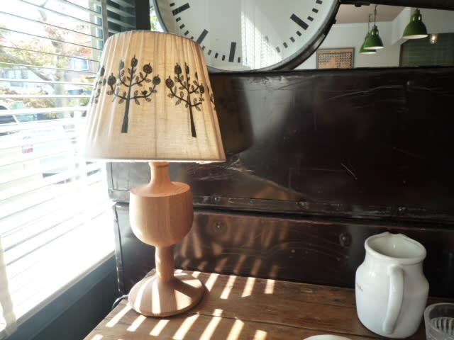 食堂カフェ「いちしな」のランチ食べて来ました〜(^^)