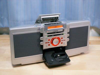 SONY ZS-D55 CDラジカセ 【機器修理】SONY ZS-D55 CDラジカセ - 音響
