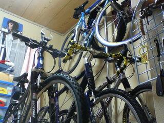 自転車の室内保管 - tak147 ~TEAM ...