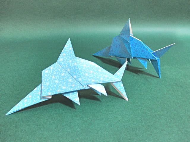 ハート 折り紙 恐竜 折り紙 作り方 : blog.goo.ne.jp