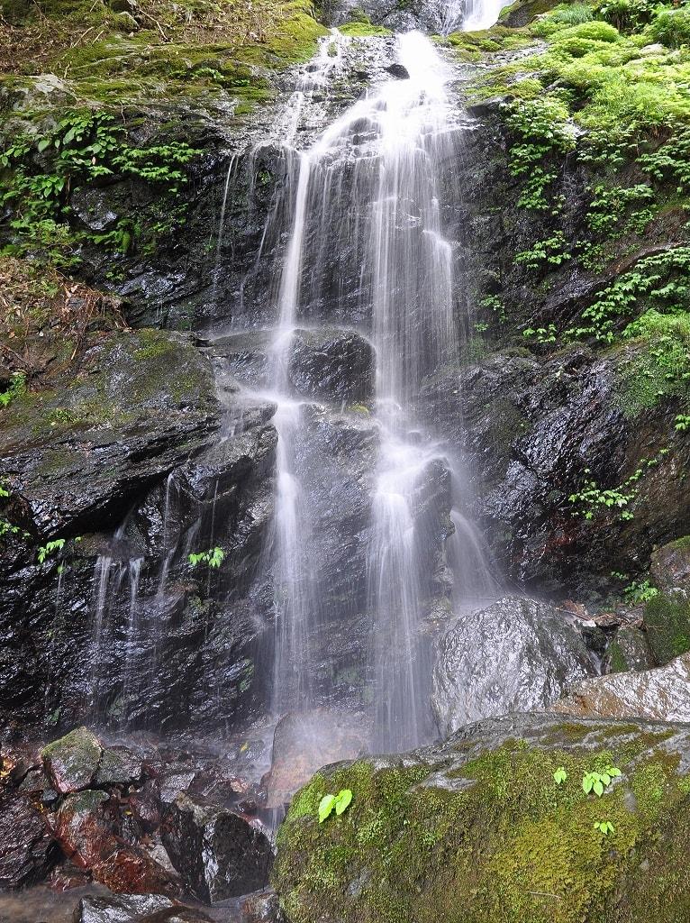 ヌスット谷大滝下段