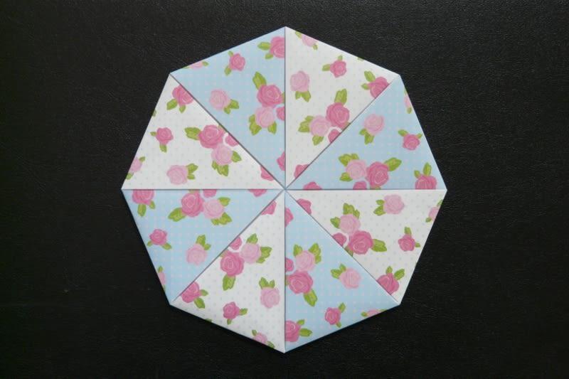 ハート 折り紙 折り紙 六角形 折り方 : divulgando.net