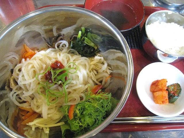 ピビン麺(太麺)