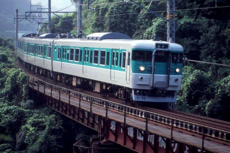 福知山線と113系の思い出 13 - 鉄道親爺の窓