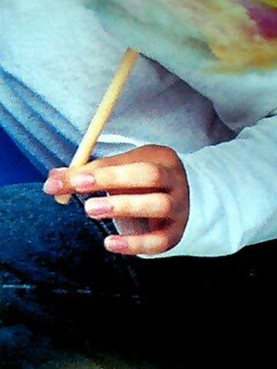 松山ケンイチさんに関するまろうさぎ的世界5>指&爪 2008,10,09