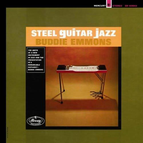 Buddie Emmons Steel Guitar Jazz