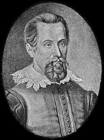 """ヨハネス・ケプラー(1571年12月27日 - 1630年11月15日... """"ケプラー""""につい"""