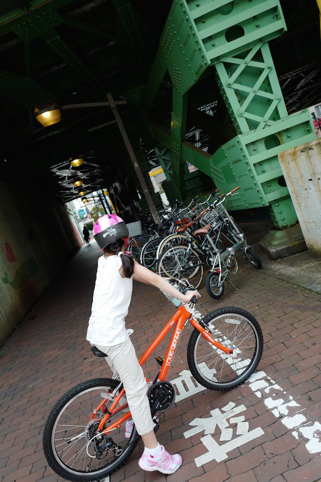 自転車練習 - Les Artisans