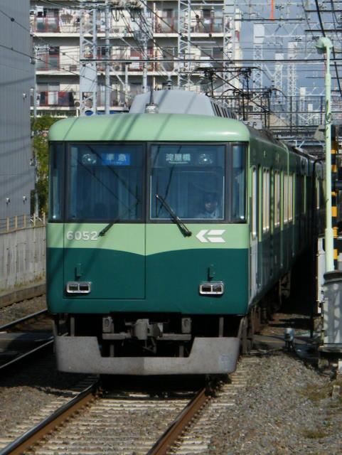 京阪6000系準急
