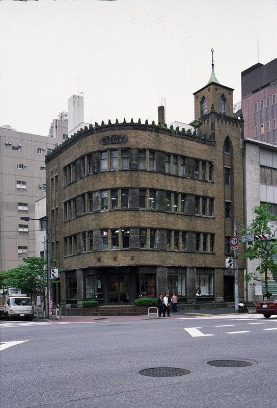 東京の近代建築(港区新橋界隈①...