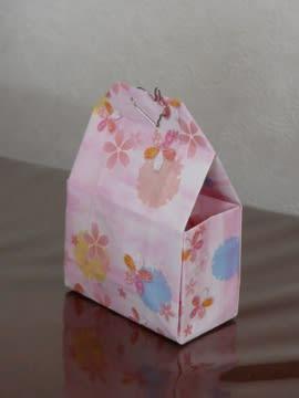 クリスマス 折り紙 折り紙 入れ物 : blog.goo.ne.jp