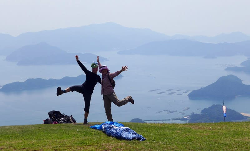 Hikinggirls