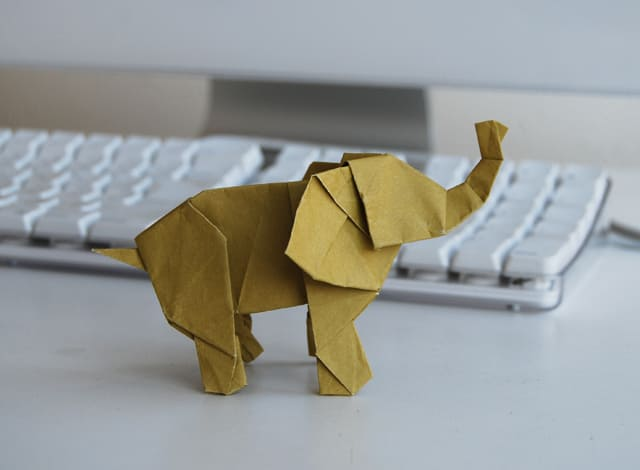 ハート 折り紙:かわいい手紙折り方正方形-divulgando.net